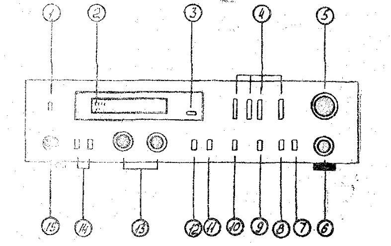 электроника 50у-017с инструкция - фото 4